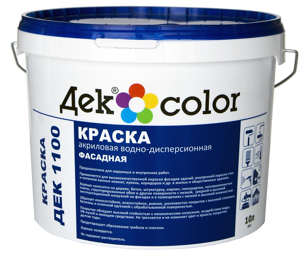 фасадная краска по штукатурке для наружных
