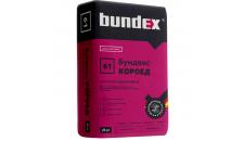 Штукатурка декоративная Бундекс (Bundex) КОРОЕД 61, 2 мм, 25 кг