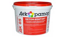 "Грунтовка ""Бетон Контакт"" Декоратор ДК05 7,5кг"